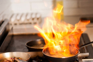 Fall River Homeowners Prevent Kitchen Fires