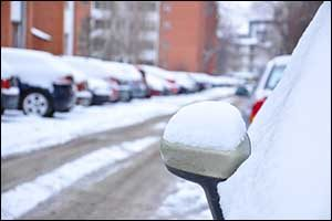 Fall River Auto Insurance in Winter