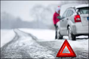 winter driving safety in fall river